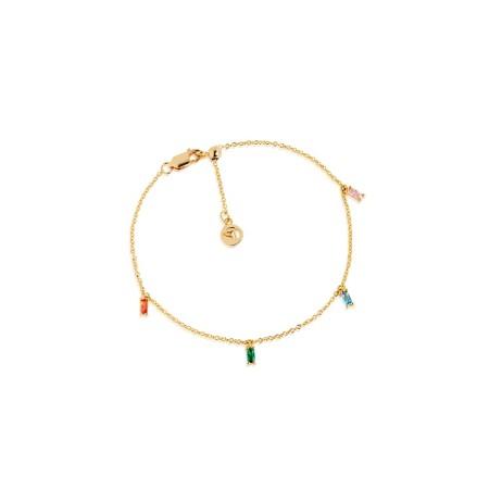 Princess Baguette Y bracelet