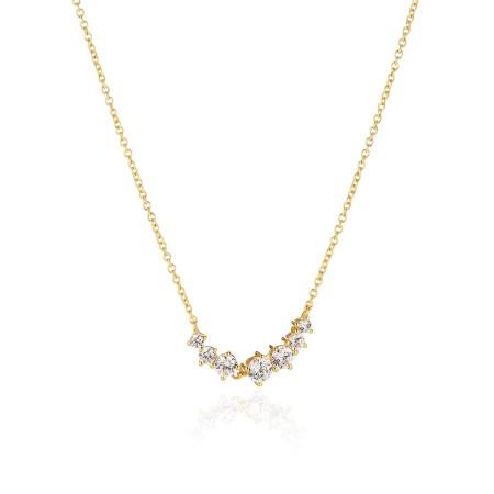 Belluno Y necklace