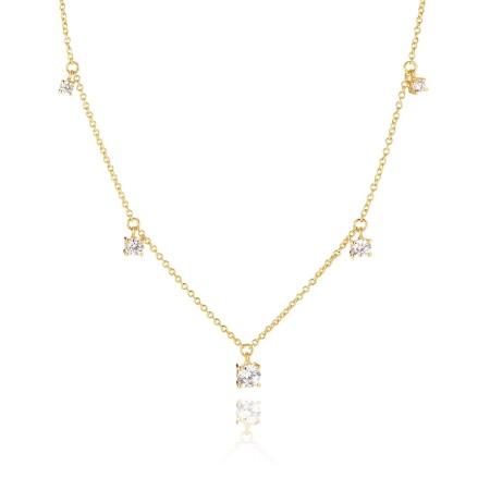 Belluno Piccolo Y necklace