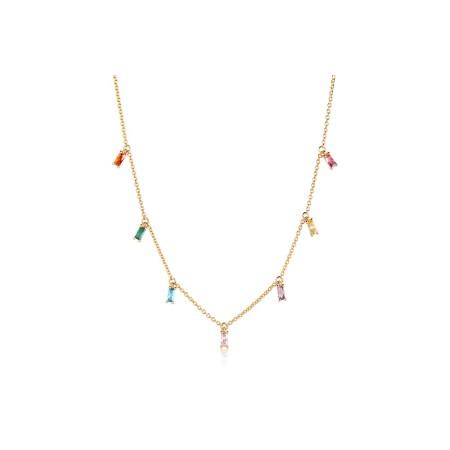Princess Baguette necklace