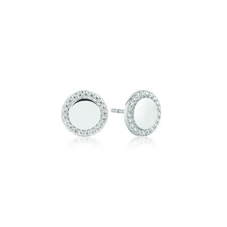 Follina W earrings
