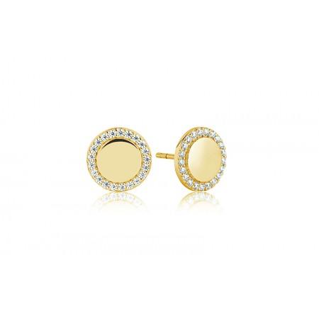 Follina Y earrings