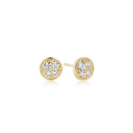 Novara Piccolo Y earrings