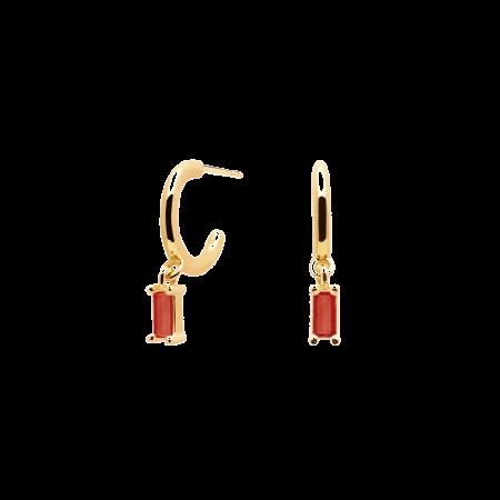 Cherry Alia earrings
