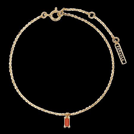 Cherry Asana bracelet