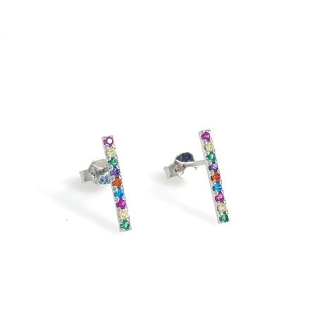 Earrings Tuti Frutti W