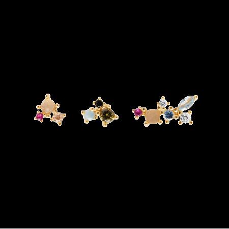 La Palette earrings