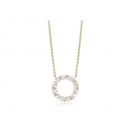 Antella Circolo Grande Y necklace