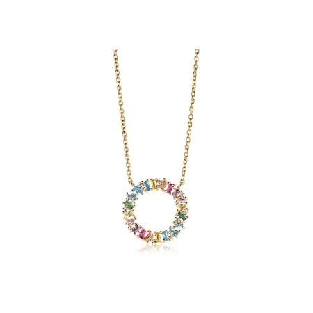 Antella Circolo Grande Multy necklace