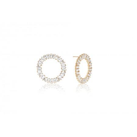 Antella Circolo Grande Y earrings