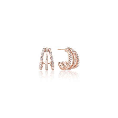 Ozieri Tre Piccolo earrings