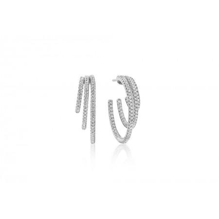 Ozieri Tre Grande earrings