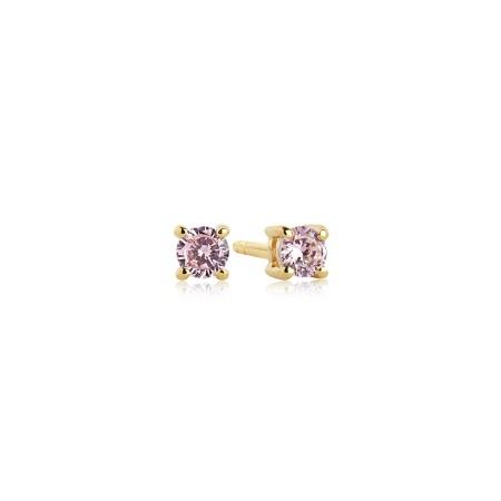 Princess Piccolo Pink earrings