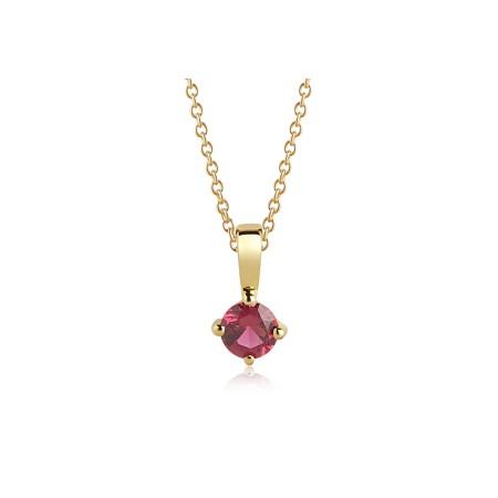 Princess Piccolo Red pendant