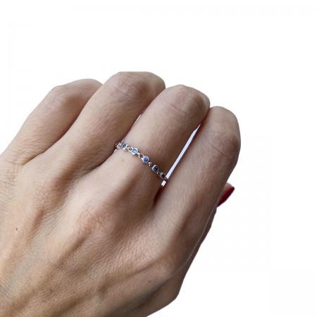 Ring Thiny Blue
