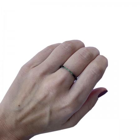 Ring Thin B. Green
