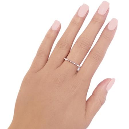Ring Thin Ceramics White