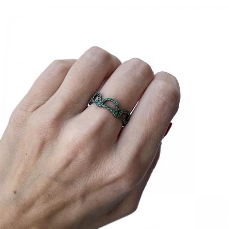 Ring Pepsi Green