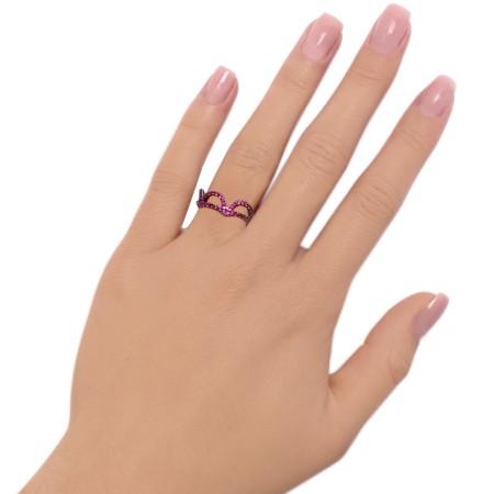 Ring Glow Pink