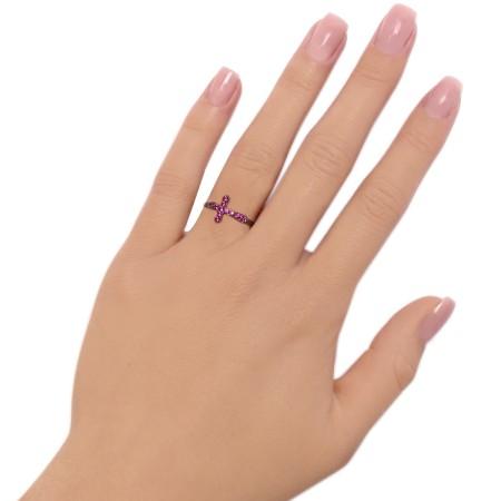Ring Rock Pink
