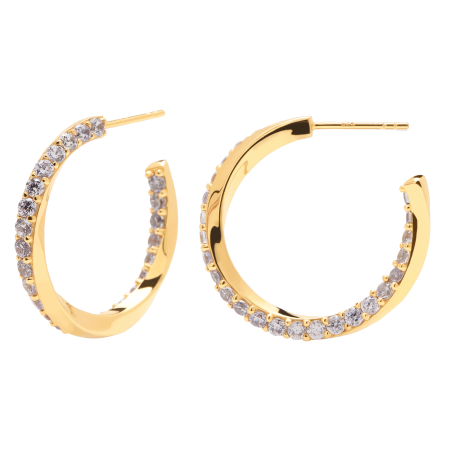 Cavalier earrings