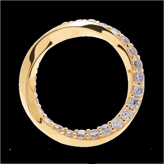 Cavalier ring