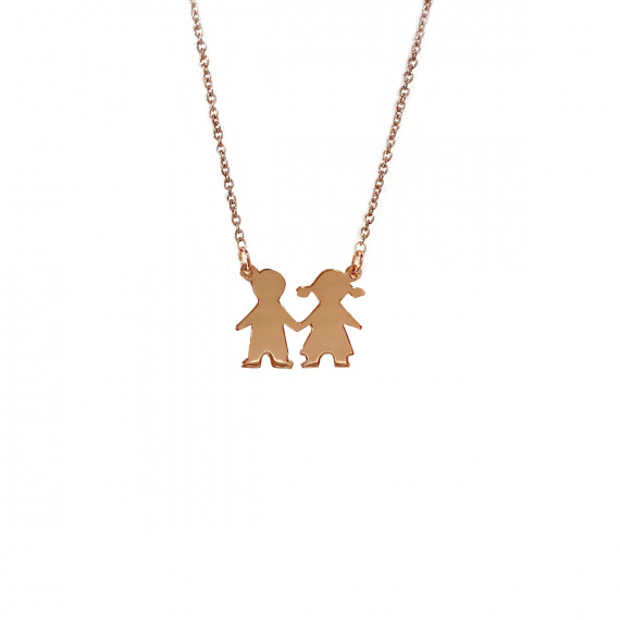 Necklace boy&girl