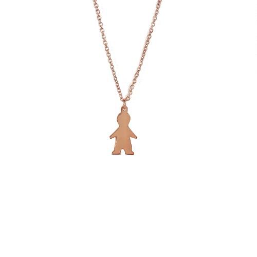 Necklace Boy