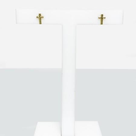 Earrings Small Church