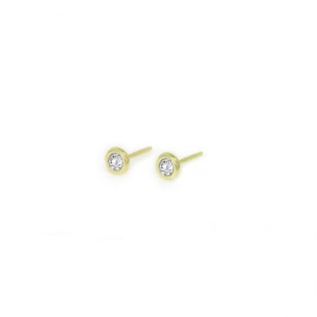 Earrings Yellow Best Choice