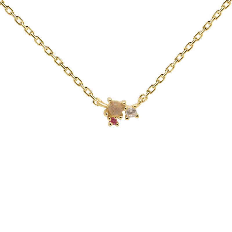 Rose Blush necklace